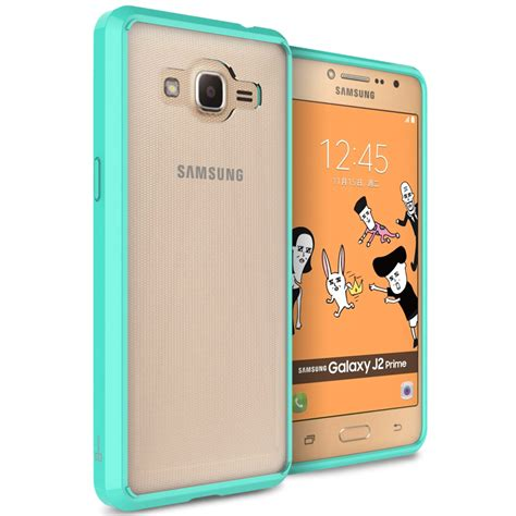 Bumper Mirror Grand Prime J2 Prime for samsung galaxy grand prime plus j2 prime back bumper slim cover