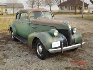 1939 Pontiac Coupe Coupe Or Business Coupe 1939 Pontiac Coupe
