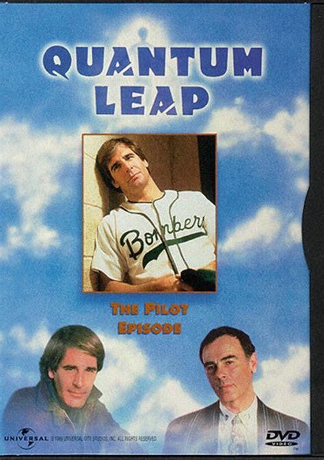 quantum leap the film quantum leap the pilot episode dvd 1989 dvd empire