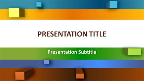 template ppt kartun free download free powerpoint templates