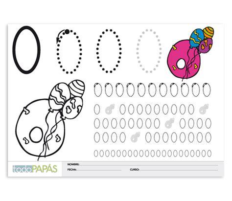 aprender  escribir  leer el numero  caligrafia  plantilla  colorear  ninos de