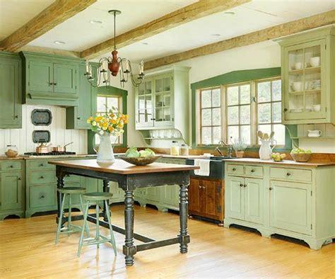Farbideen für Küche   genießen Sie die Frische der grünen