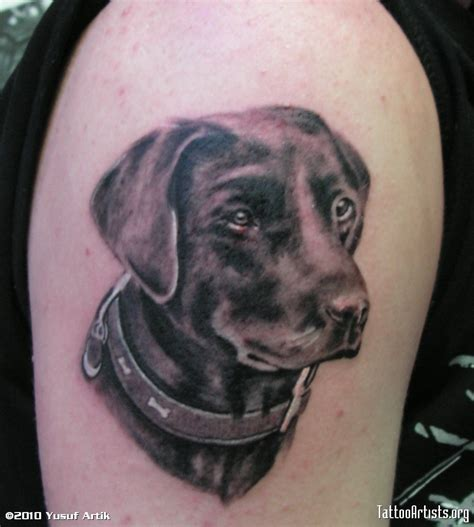 tattoo lab labrador tattoos pictures to pin on tattooskid
