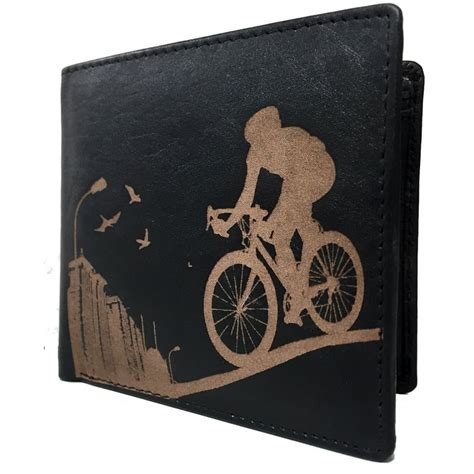 road bike leathers pellmell road bike leather wallet for cards and coins