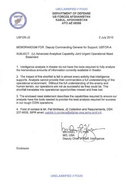 Dod Memo Template by 19 Dod Memo Template Dod Bronson Exemption Guidelines
