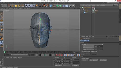 cinema 4d character template modeling characters in cinema 4d