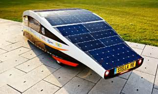 new solar car the world s most efficient 5 seater car is powered