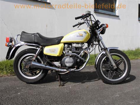 Honda Motorrad Bielefeld by Honda Cm 400 T Nc01 Motorradteile Bielefeld De