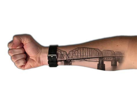 tattoo chattanooga 25 best ideas about bridge on skyline