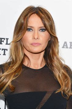 casual melania steps out with in no makeup