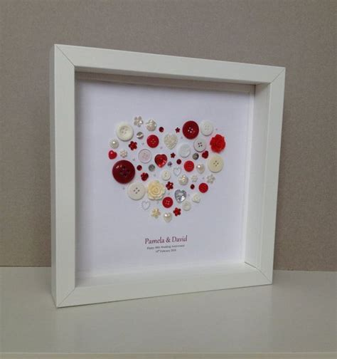 Wedding Anniversary Gifts Ruby by 1000 Ideas About Wedding Anniversary Gifts On