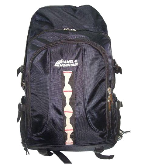 camel back pack camel mountain black backpack available at snapdeal for rs