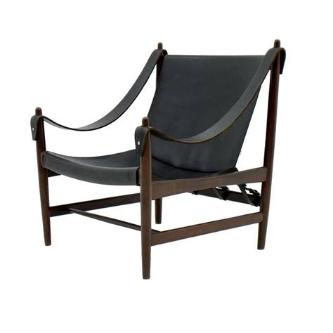 Scandinavian Design Lounge Chairs by Scandinavian Lounge Chair Rosewood And Leather 1960s For