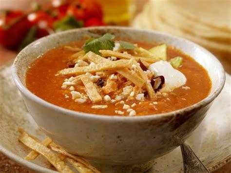 Imagenes Sopa Azteca | receta sopa de tortilla cocinadelirante