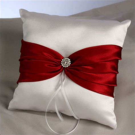 Rings For Ring Bearer Pillow by 142 Best Wedding Ring Bearer Pillow Images On Promise Rings Ring Bearer Pillows And
