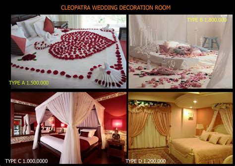 cleopatra wedding organizer