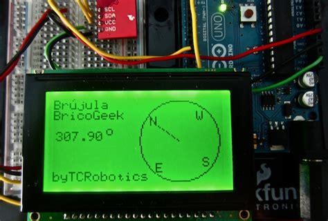 tutorial arduino linux tutorial arduino br 250 jula digital con hmc6352 bricogeek com