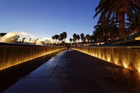 Landscape Lighting Los Angeles 2010 Los Angeles Architecture Awards Archdaily