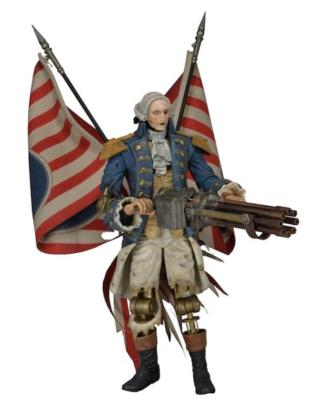 a biography of george washington the patriot president soon bioshock infinite george washington patriot figure