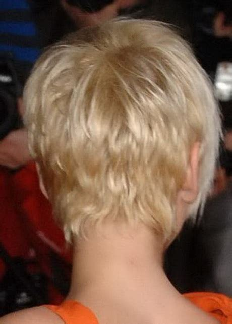 sexy hot back views of pixie hair cuts back view of pixie haircut