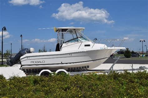 used robalo boats for sale nj robalo r235 boats for sale in new jersey