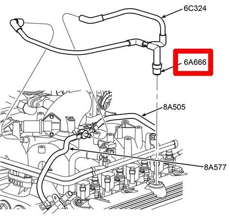diagram for 5 4 13 5 4 triton engine diagram illustrations wiring diagram and parts diagram