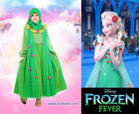 Baju Anak Karakter Elsa Frozen Tersedia Berbagai Ukuran baju frozen fever ala elsa baju muslin anak aini terbaru oktober 2015