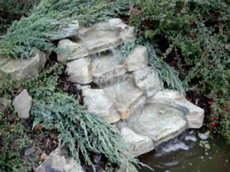 Künstlicher Wasserfall Selber Bauen 2246 by Bachlauf Mit Mehreren Stufen