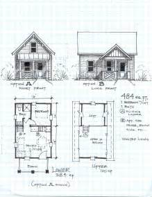 cabin floor plans pinterest small cabins and plan for two bedroom click enlarge