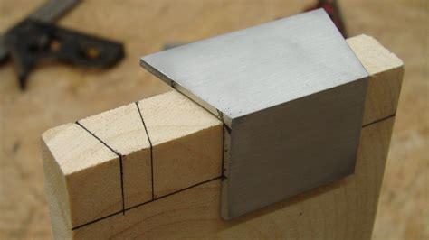 Diy Dovetail Marker Diy Woodworking Workshop Pinterest Markers Woodworking And Wood Working Dovetail Template Diy
