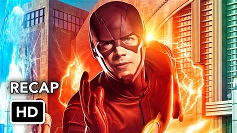 The Flash Season 03 the flash season 3 recap hd s 233 ries e filmes
