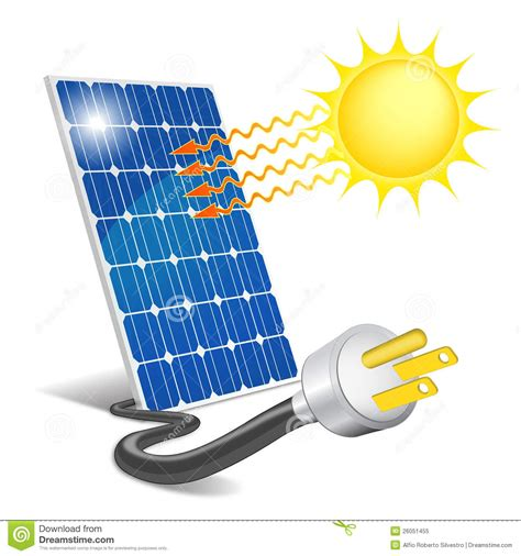 Home Based Web Design Business by Panel Photovoltaic Royalty Free Stock Photo Image 26051455