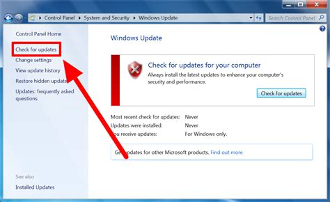 7 Procedures Its Ok To Do At Home by How To Check For Updates For Windows 7 5 Steps With