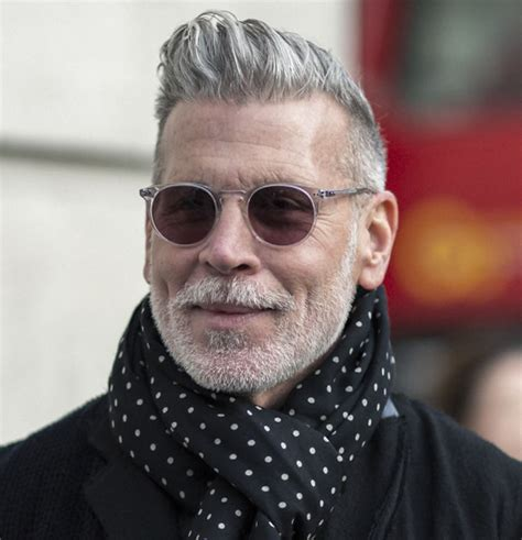 grayhair men conservative style hpaircut the modern man s guide to going grey gracefully fashionbeans