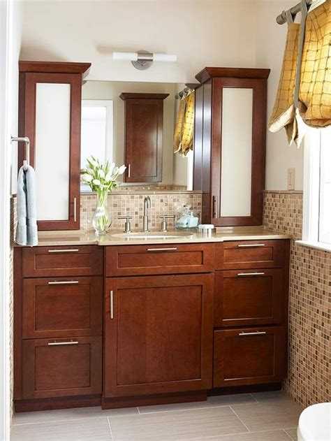 cabinet ideas for bathroom ideas para decorar tu casa espaciodeco com