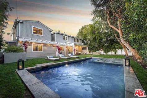 tisdale lists home in studio city ca