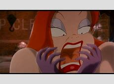 """Who Framed Roger Rabbit 1988 - """"Oh, my God, it's Dip."""" (HD ... Who Framed Roger Rabbit Jessica Rabbit Scene"""