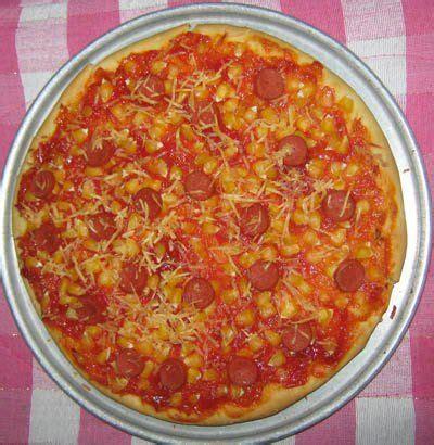 membuat pizza crispy 6 resep makanan murah yang gang dibuat bagi para pria