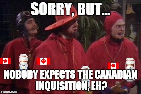 Spanish Inquisition Meme - nobody expects the spanish inquisition monty python imgflip