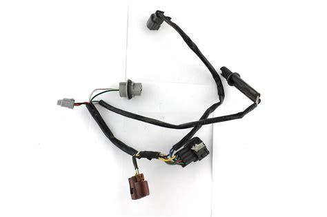 factory oem 07 09 infiniti g35 g37 g 35 37 sedan xenon headlight wiring harness hid light l