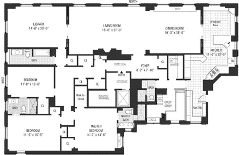 gracie mansion floor plan 1 gracie square the deanna kory team