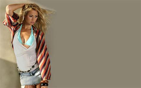 stacy keibler hd wallpaper stacy keibler hollywood actress model wwe diva