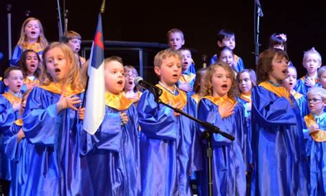 christian highschool graduation songs rejoice christian schools hosts kindergarten graduation