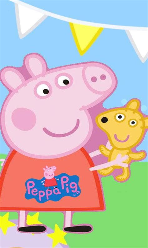 Download Peppa Pig Wallpaper for android, Peppa Pig