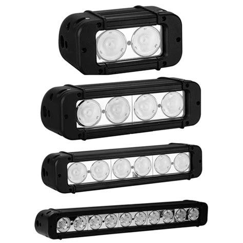 low profile led light bar rtx low profile single row spot beam led light bar