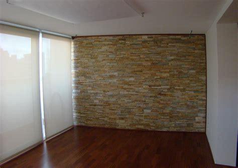 pared de piedra interior interiores en piedra