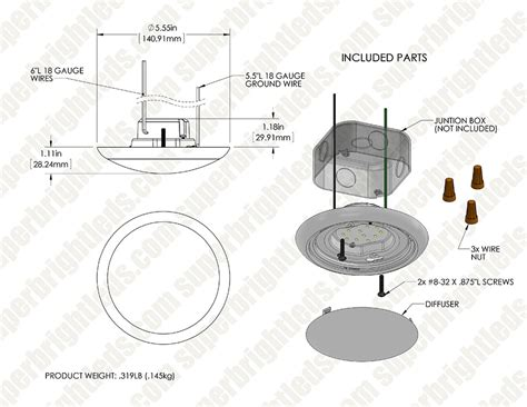 led lights that fit in junction box ceiling light junction box dimensions integralbook com