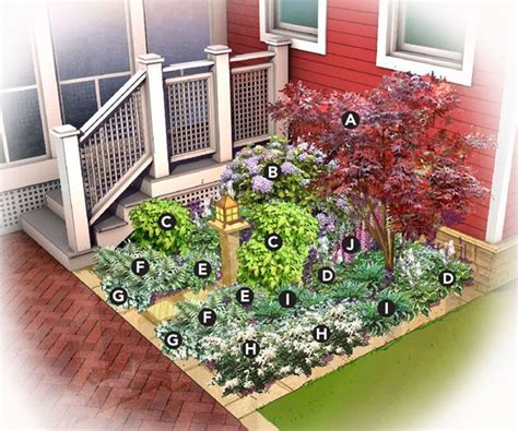 Landscape Design Plans Zone 5 Fence Corner This 6x6 Ft Garden Bed Is Aglow With White