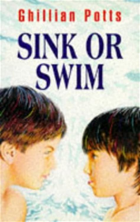 sink or swim book children s books reviews sink or swim bfk no 133