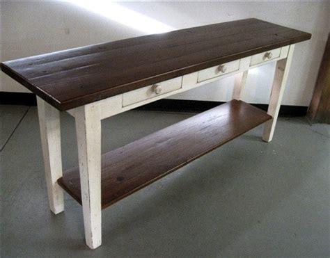 white farmhouse console table farmhouse console tables